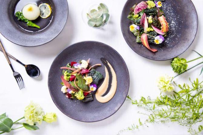 第1章カロリー制限がいらない料理イメージ画像
