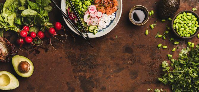 第2章血糖値スパイクを予防する食習慣野菜のイメージ画像
