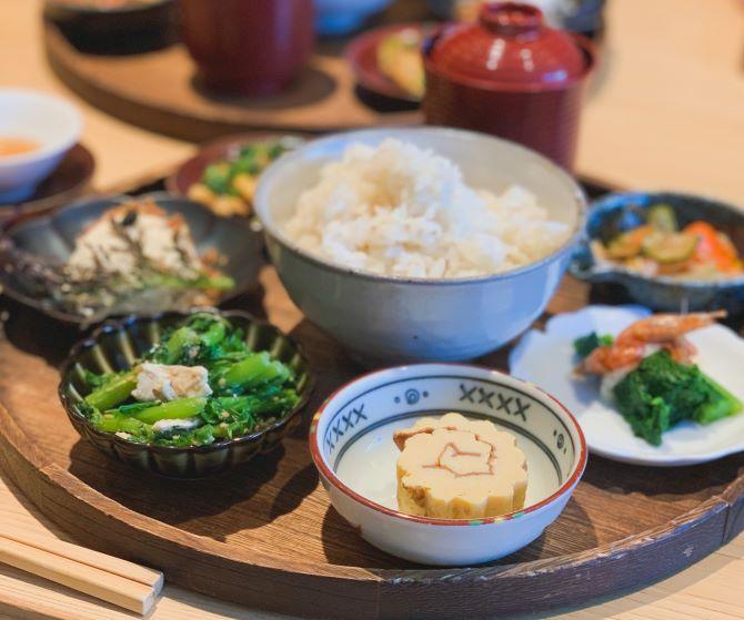 第2章実食レポおばんざい料理イメージ画像