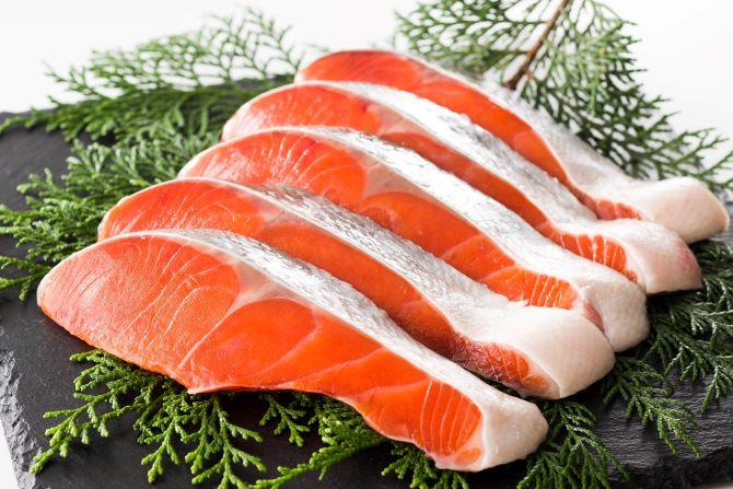 第2章 和食の定番!鮭の魅力鮭イメージ画像